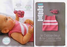 Tricot facile Phildar n°52 - Les tricots de Loulou - Picasa Albums Web