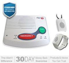 Alert1 Medical Alert Systems | Senior Medical Alerts