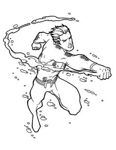 Aquaman Coloring Pages Pdf Google Search Coloring Pages Aquaman Coloring Pages