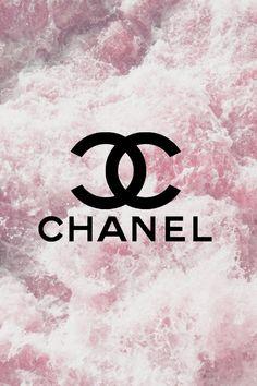 coco chanel logo diamonds iphone 5s wallpaper iphone