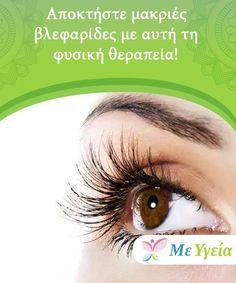 Denne naturlige balsam kan hjælpe dig med at få ekstra lange øjenvipper Beauty Skin, Hair Beauty, Health And Beauty Tips, Herbalife, Beauty Hacks, Scrubs, Lashes, Beauty Tricks