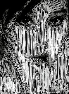 I Don't Know What To Do Digital Art by Rafael Salazar