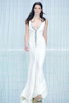 Elie Saab Spring 2006 Ready-to-Wear Fashion Show - Jovita
