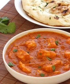 Punjabi Curry Special Paneer Makhani - Paneer in Creamy Makhani Gravy - Step by Step Photo Recipe