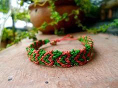 Knots/Hearts Bracelet