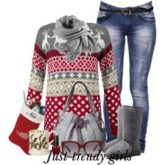 Christmas casual wear | Just Trendy Girls