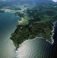 Ría de Ortigueira, Puerto de Cariño y Cabo Ortegal