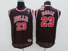 NBA Youth #23 black jersey
