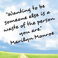 Such wisdom - such a good quote. #MarilynMonroe #Marilyn #quote