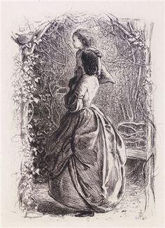 Happy Springtime by John Everett Millais