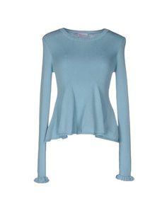 RED VALENTINO Jumper. #redvalentino #cloth #dress #top #skirt #pant #coat #jacket #jecket #beachwear #