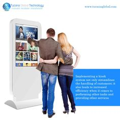 Implementing a #kiosk  system not only #streamlines the handling of #customers; it also leads to #increased #efficiency when it comes to #performing other tasks and #providing other #services. #TucanaGlobalTechnology #Manufacturer #HongKong