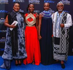 Lupita Nyong'o and Danai Gurira headlined the South African premiere of Black Panther. Black Panther Marvel, Black Panther Pin, Afro, Marvel Dc, Marvel Heroes, Panther Pictures, Black Pride, My Black Is Beautiful, Beautiful Images