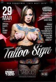 International tattoo models CREEPYSWEETS.COM | VK