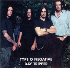 TYPE O NEGATIVE Day Tripper CD Bizarre Festival Germany 1999