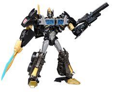 Transformers Prime Dark Guard Optimus Prime