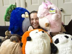 Giant Stuffed Animals from Squishable