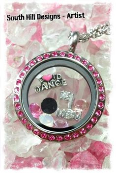 Share your story, charm your life! Create a locket, host a social, join my team! www.southhilldesigns.com/vickibutcher