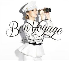 Koda Kumi's new album Bon Voyage in feb.