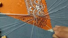 Hand Fan, Youtube, Videos, Lace, Crocheting, Lace Stencil, Hand Fans, Trapillo, Dots