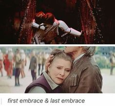 I just died>> so did Han. Legends are better, #Legendsalltheway