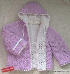visual result on baby boy jackets- erkek bebek ceketleri ile ilgili görsel sonucu visual result on baby boy jackets - Knitting Terms, Knitting For Charity, Knitting Blogs, Baby Knitting, Knitting Patterns, Crochet For Kids, Crochet Baby, Knitted Baby, Baby Boy Jackets