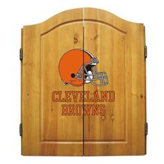 Use this Exclusive coupon code: PINFIVE to receive an additional 5% off the Cleveland Browns Dart Cabinet at SportsFansPlus.com