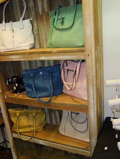 c237068c38a9 Handbags from B. Lush by Passion Summer 2014