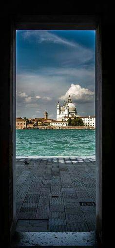 Venezia, vista da Giudecca