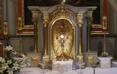 """Adoramus te Christe benedicimus tibi, quia per crucem tuam redemisti mundum..."" https://www.youtube.com/watch?v=wufCggvgLkw"