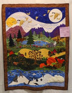 Natalia's Fine Needlework: Washington State Quilt Show 2015
