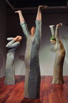 Art from Spain - Francisco Leiro Lois - 1957 Pontevedra. Modern Sculpture, Sculpture Clay, Abstract Sculpture, Wooden Art, Landscape Art, Installation Art, Wood Carving, Ceramic Art, Metal Art