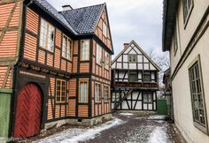 Photoreview of the Museum of Cultural History in Oslo, Norway
