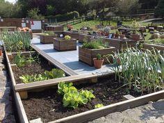 outdoor garden classroom