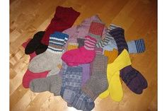 How to Find New Uses for Old Socks | eHow