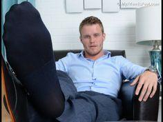 Shoes and More For Men Hot Actors, Hottest Actors, Foot Socks, Sheer Socks, Black Socks, Male Feet, Nylon Stockings, New Man, Sock Shoes