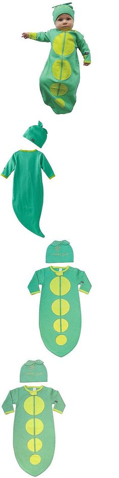Other Baby and Toddler Clothing 1070: Sozo Unisex-Baby Newborn Sweet Pea Bunting And Cap Set, Green, 0-6 Months -> BUY IT NOW ONLY: $34.81 on eBay!