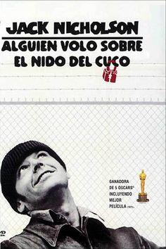 Alguien voló sobre el nido del cuco (1975) EEUU. Dir: Milos Forman. Drama. Enfermidade. Discapacidade. Películas de culto - DVD CINE 166
