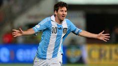 #Messi: Siempre voy a estar donde la Selección me necesite @Acercando Naciones Pitaluga