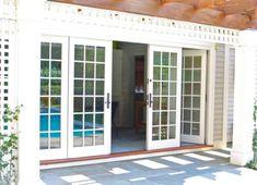 Pergola On Front Of House Refferal: 5061700973 Outdoor Spaces, Outdoor Living, Pool House Designs, Outside Fire Pits, Pergola Patio, Pergola Ideas, Patio Ideas, Building A Pool, House Doors