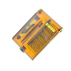 864fde59c70095 Mingtu 45 in 1 Precision Screwdriver Repair kit Open Tool Set for Cell Phone  iPhone iPod