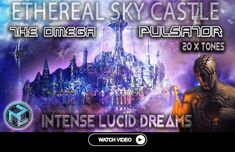 Be Advised: Most Intense Lucid Dream Meditation Lucid Dreaming Meditation, Lucid Dreaming Music, Deep Meditation, Meditation Music, Control Your Dreams, Astral Plane, Out Of Body, Binaural Beats, Astral Projection