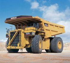 CAT Heavy Equipment