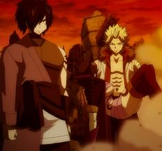 sting and rogue vs mard geer Natsu And Lisanna, Laxus Dreyar, Fairytail, Fairy Tail Funny, Fairy Tail Manga, Anime Fairy, Silver Fullbuster, Fairy Tail Sabertooth, Fairy Tail Rogue