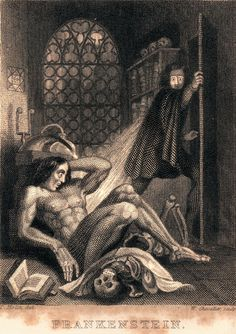 Frankenstein; or, The Modern Prometheus (1818 novel by Mary Shelley)