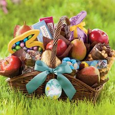 Image result for easter eggs coles easter ideas pinterest easter gift basket deluxe no easter is complete without chocolate lots and lots of negle Gallery