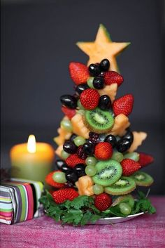 Frutta a Natale!
