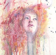 Hunt Illustrations Carrie Hunt watercolor and by HuntIllustrations