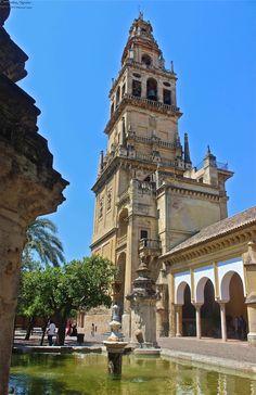 Las iglesias en Córdoba son muy bonitas! -Sylvía