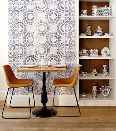 Kožená židle č. 1 | nábytek LE BON